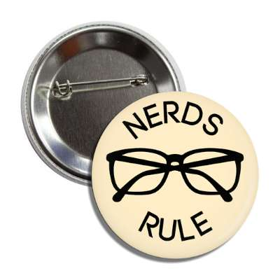 nerds rule button