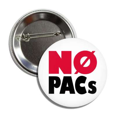 no pacs button