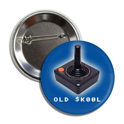 old school atari joystick button
