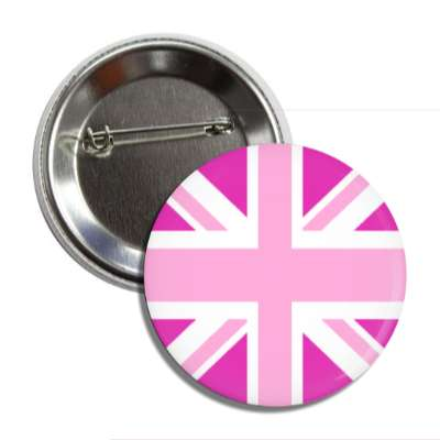 pink jack flag button