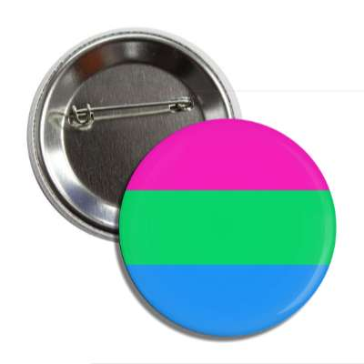 polysexual flag button