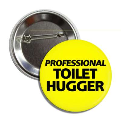 professional toilet hugger button