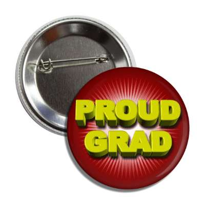 proud grad 3d rays button