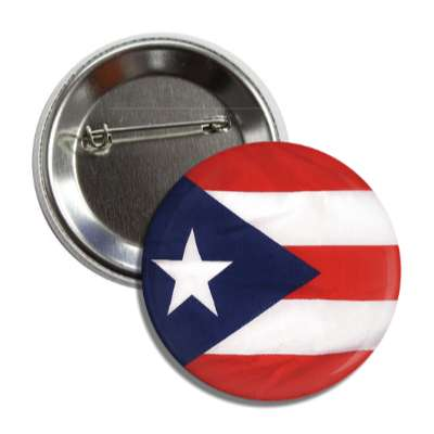 puerto rico flag button