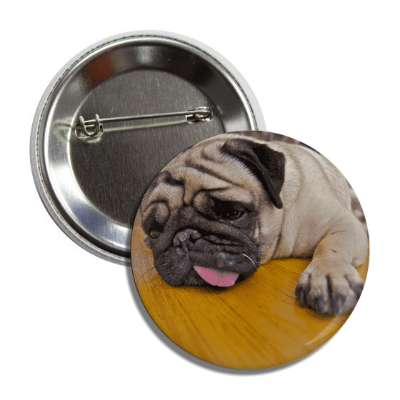 pug far shot button