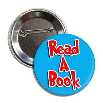 read a book dr suess cute button