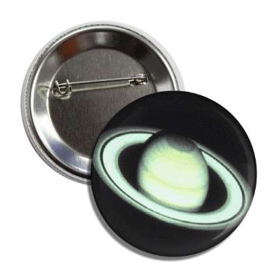 saturn sixth planet from sun rings button