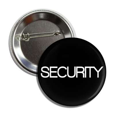 security bold button