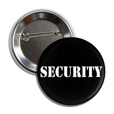 security stencil button
