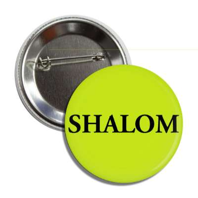 shalom yellow bold button