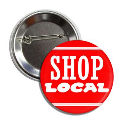 shop local lines red button
