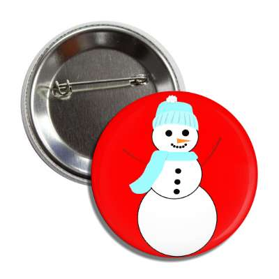 snowman red button