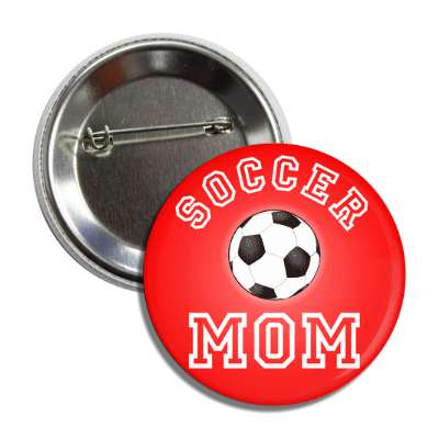 soccer mom red button