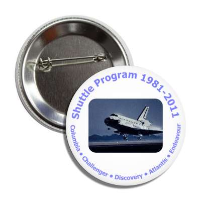 space shuttle program 1981 2011 columbia challenger discovery atlantis ende