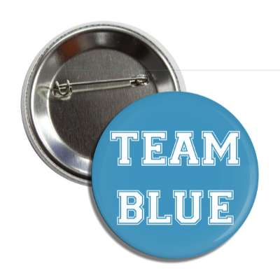 team blue jersey outline button