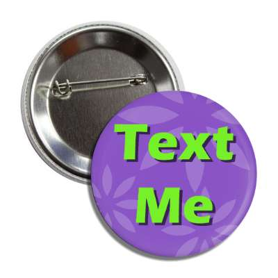 text me button