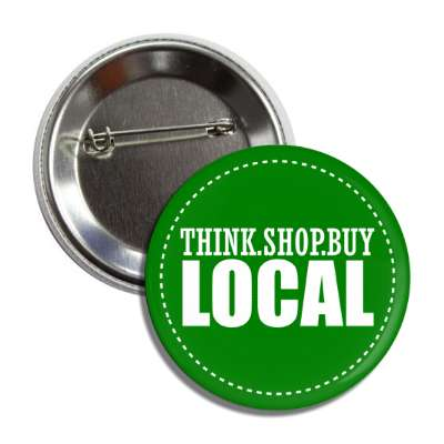 think shop buy local button