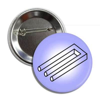 three prong illusion button