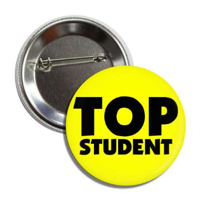 top student button