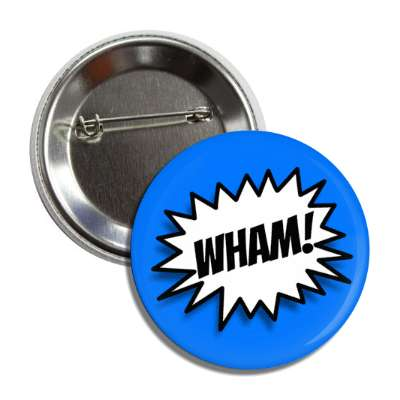 wham comic strip sound effects button