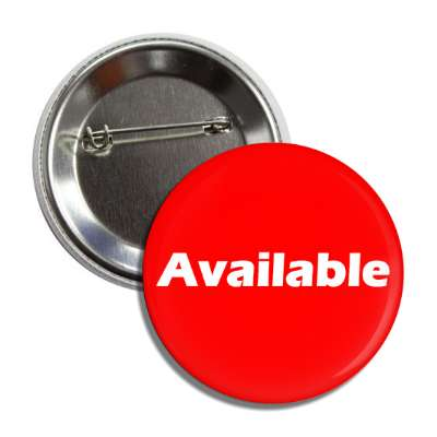 available red button